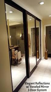 Bifold Mirrored Closet Doors Lowes Mirror Closet Sliding Mirror Closet Doors For Sale Repair Mirror