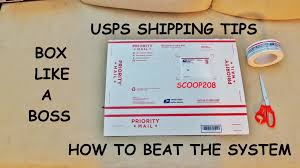 how to ship ebay items cheap using the post office