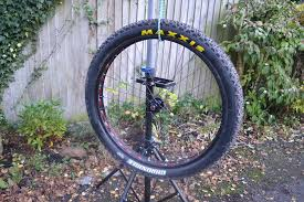 Tyre Barn Newbury Berkshire 29er Plus Front Wheel Proii W 50mm Rh And Chronicle 180