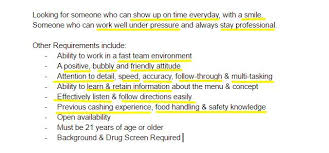 Example Of Skills To Put On A Resume by What Is Your Greatest Weakness