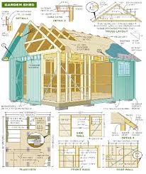 How To Build A Garden Shed by The Diy Garden Shed Plan Shed Diy Plans