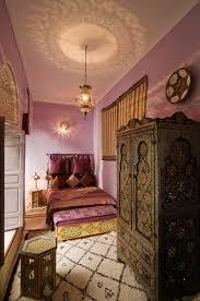 wandgestaltung orientalisch orientalische möbel orientalische kissen einrichtung ideen