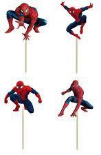 spiderman party cakes ebay