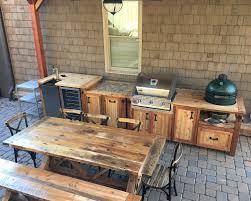outdoor kitchen cabinet doors diy outdoor kitchen building an outdoor kitchen houselogic
