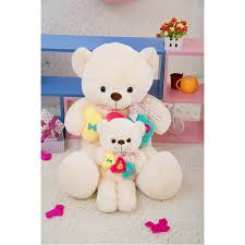 s day teddy bears 2017new 105cm large size beautiful heart to