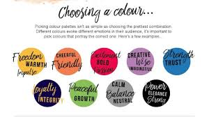 what do different colours mean workhouse marketing on twitter the science of colour what do