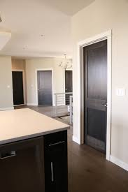 interior doors white trim and door topper paired with a two