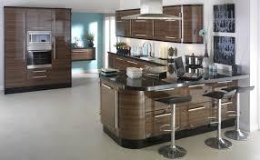 bespoke kitchen ideas kitchen decorating walnut finish cabinets bespoke kitchens