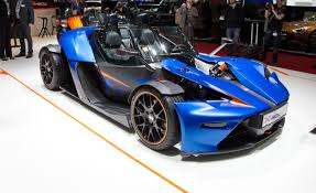 lexus bow ktm x bow gt photos and info u2013 news u2013 car and driver