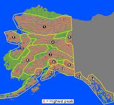 Alaska mountains images Great land of alaska alaskan mountain ranges gif