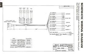 engine wiring sea pro wiring schematic johnson outboard tachometer