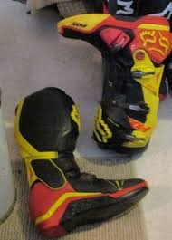 fox instinct motocross boots used fox instinct mens size 10 in ol13 lancashire for 160 00