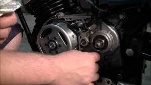 replacing shift shaft u0026 drive shaft oil seals yamaha dt80 enduro