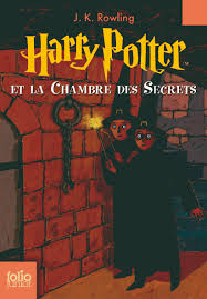 harry potter et la chambre des secrets livre audio harry potter et la chambre des secrets folio junior folio
