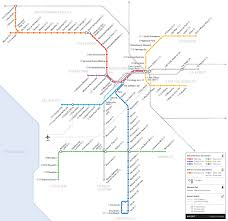 Culver City Map Maps Music On The Metro
