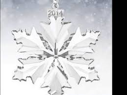 buy swarovski annual edition 2014 snowflake ornament