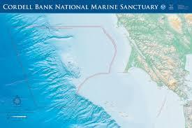 Map Of Rocky Point Mexico West Coast Region National Marine Sanctuaries