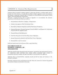 9 an example of business plan bussines proposal 2017