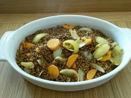 cuisiner sans graisse recettes lentilles régime sans matière grasse recette recettes de