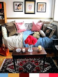 Bohemian Room Decor Decorations Bohemian Modern Living Room Decorating Modern