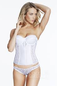 bridal bra sweetheart lace corset bridal bra 8949