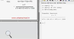 how to plot the root locus of transfer function in matlab youtube