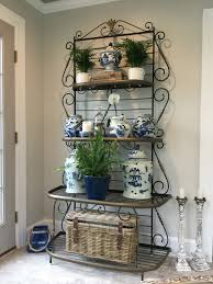 Bakers Rack Console Ivy Hill Baker U0027s Rack Decor Meme U0027s Decor Pinterest Ivy