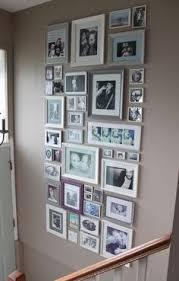 picture frame multi aperture dark wood effect w 60 x l 80cm