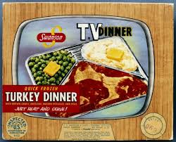 today is national tv dinner day sept 10th this was the tv