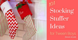 101 stocking stuffer ideas for tween boys that aren u0027t junk