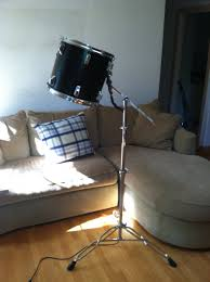 Whimsical Floor Lamps Repurposed Tom Tom Drum Floor Lamp This Would Be Even Better With