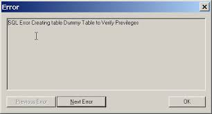 Dummy Table Siebel Business Applications V7 8 Troubleshooting Geek Talkin Siebel