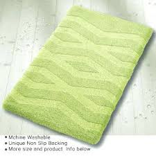 Green Bathroom Rugs Green Bath Rugs Jeux De Decoration