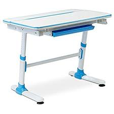 amazon com mount it height adjustable student desk children