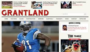 Seeking Grantland Going About Sports American Journalism Review
