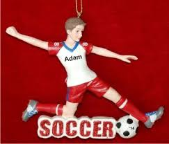Soccer Ornaments To Personalize 81 Best Soccer Ornaments Images On Pinterest Personalized