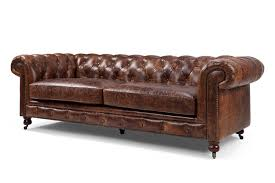 canapé chesterfield canapé chesterfield en cuir kensington amazon fr