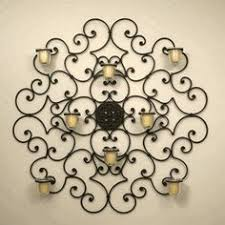 Iron Wrought Wall Decor Best 25 Wrought Iron Decor Ideas On Pinterest Wrought Iron