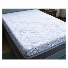 queen size mattress and box spring serta revival firm split