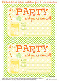 mad hatter tea party invitations printable bnute productions free printable citrus splash invitations