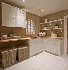ideas for laundry baskets laundry room farmhouse with utility room
