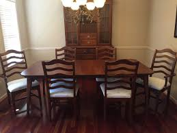 kincaid ducks unlimited dining room set furniture in anniston