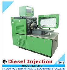 Bosch Diesel Fuel Injection Pump Test Bench Diesel Injection Pump Test Bench On Sales Quality Diesel