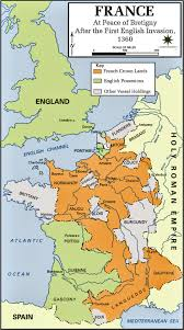 Burgundy France Map by Map Of France 1360 Mystery Of History Volume 2 Lesson 75