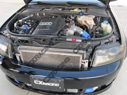 turbo audi a4 1 8 t fmic intercooler kit for 02 05 audi a4 b6 1 8t turbo