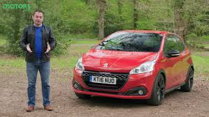 peugot uk motors co uk pocket rockets peugeot 208 gti review youtube
