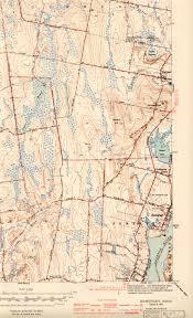 Map Of Mass Salem U0026 Peobody