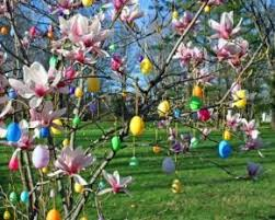 outdoor easter decorations outside easter decoration ideas lovetoknow