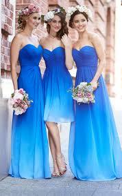 bridesmaid dress designers 2017 wedding ideas magazine