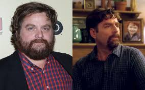 keeping up with the joneses zach galifianakis reveals impressive weight loss in new comedy